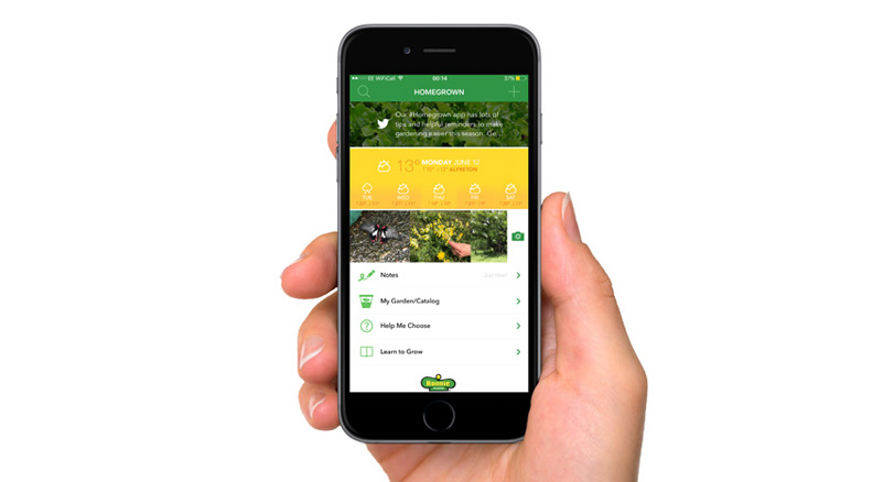 Gardening Mobile & Tablet App Development