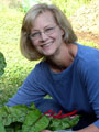 Barbara Pleasant, horticultural expert for Growing Interactive